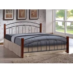 Κρεβάτια Ξύλο-Μέταλλο