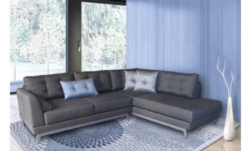 Γωνιακός καναπές Όστια