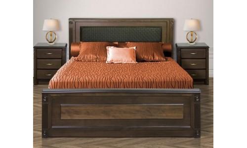 Κρεβάτι ξύλινο 702