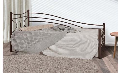 Μεταλλικός καναπές-κρεβάτι 44-Τήλος