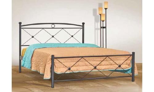 Κρεβάτι μεταλλικό 12-Μήλος