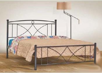 Κρεβάτι με στρώμα
