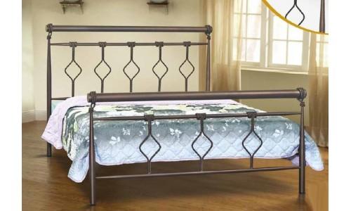 Κρεβάτι μεταλλικό 74-Κύμη