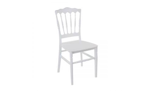 Καρέκλα Napoleon Λευκή