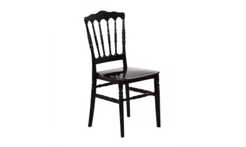 Καρέκλα Napoleon Μαύρη