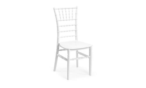 Καρέκλα Tiffany Λευκή