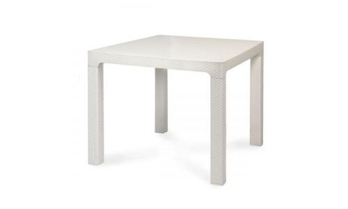 Τραπέζι Arizona-90 Λευκό
