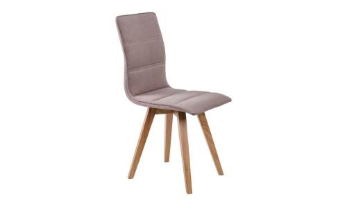 Καρέκλα Mariza Ανοιχτό Γκρι