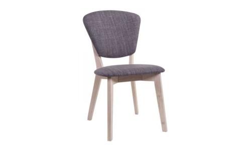 Καρέκλα Milva πόδια White Wash