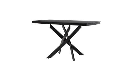 Τραπέζι Orion-120 Μαύρο