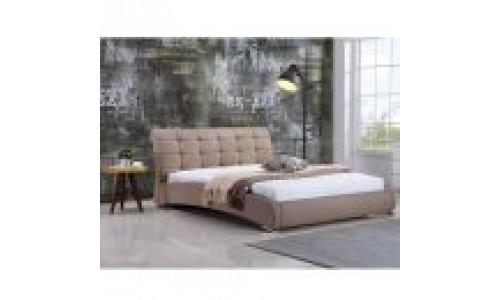 Κρεβάτι Penelope Μόκα 160x200
