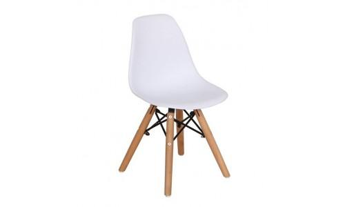 Καρέκλα ART Wood Kid Άσπρη
