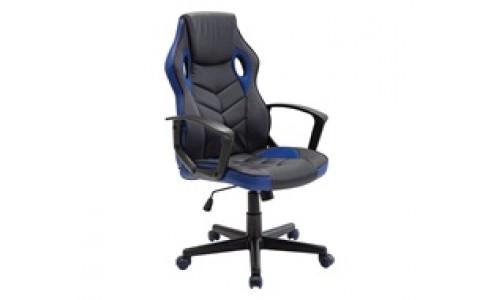 Καρέκλα Gaming BF7700 Μαύρο/Μπλε