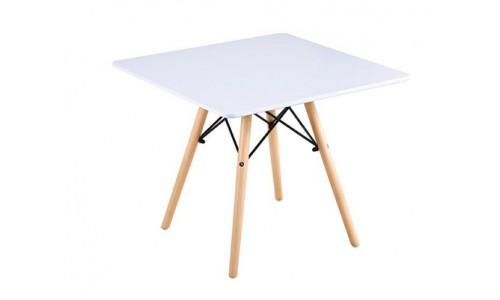 Τραπέζι ART Wood Kid Λευκό
