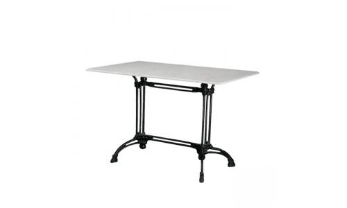 Τραπέζι ΕΚΟ Αίθριο Παραλλλόγραμο 70x110cm