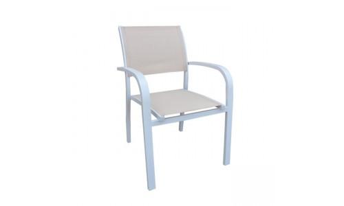 Πολυθρόνα AMIRAL Λευκό