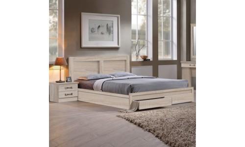 Κρεβάτι-Συρτάρια LIFE Sonoma 150x200