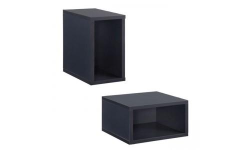 Κουτί MODULE Ανθρακί 30x17x30cm