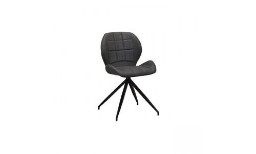 Καρέκλα NORMA Ανθρακί