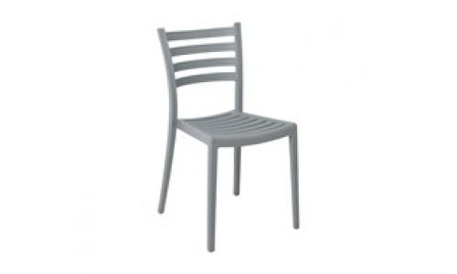 Καρέκλα GENOA  Γκρι