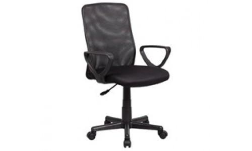 Καρέκλα γραφείου BF2007 Μαύρη