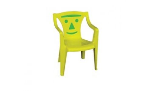 Πολυθρονάκι BIMBO  Kid Κίτρινο