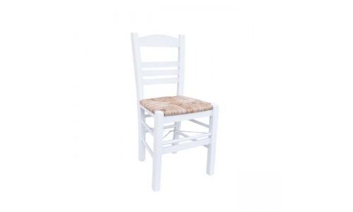 Καρέκλα Σίφνος Λάκα Λευκή